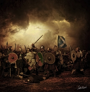 http://500px.com/photo/3298503/the-battle-of-bannockburn-by-scott-black